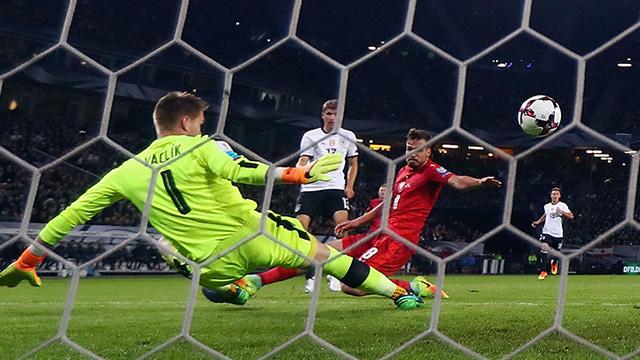 [Video] Cuplikan Gol Jerman 3-0 Republik Ceko (Kualifikasi Piala Dunia 2018)