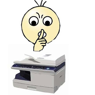 fotocopy bunyi berisik