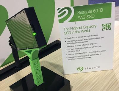 Seagate SSD 60TB