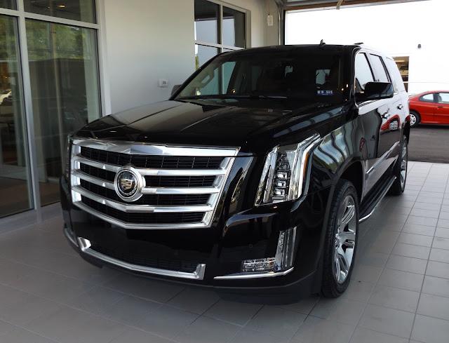 Cadillac Escalade ESV V8 6.2