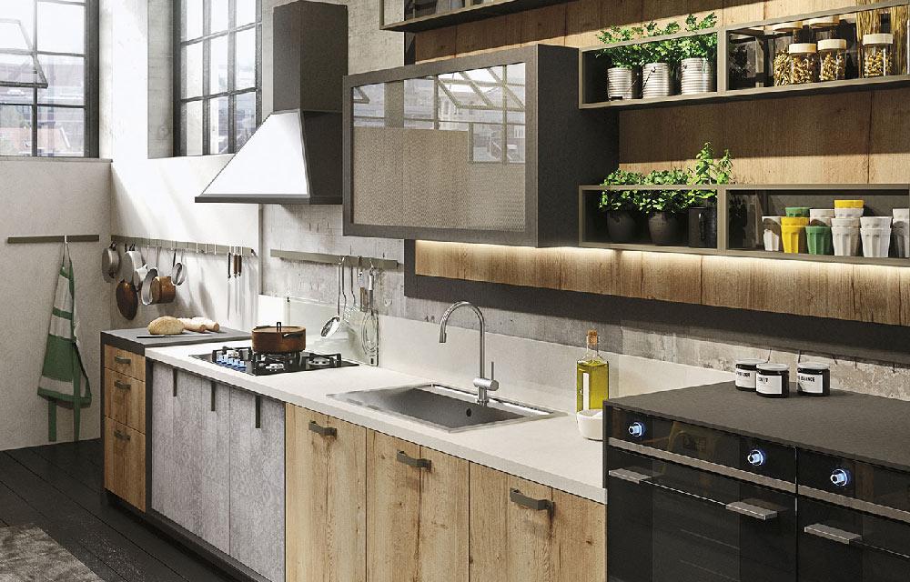 Arredare la cucina guida alla scelta dei materiali blog for Arredare la cucina