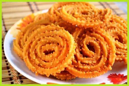 Murukku (Chakali)