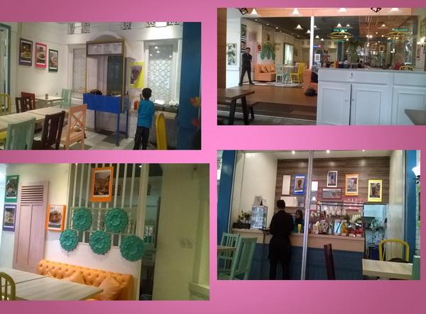 Me Time Cafe Bandung