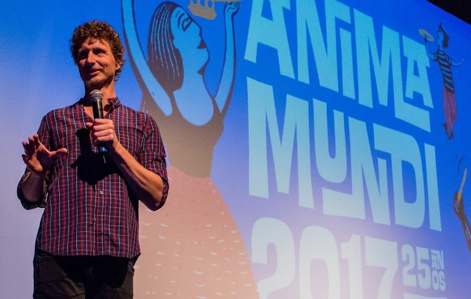 Robert Valley fala sobre quadrinhos e animação no Anima Fórum 2017