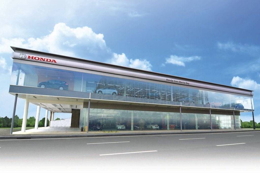 Honda Cars Philippines Inc Opens Its 34th Dealership In Manila Bay Area Under The Business Group Of AC Industrial Technology Holdings