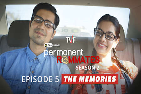 TVF Permanent Roommates S02E05 The Memories