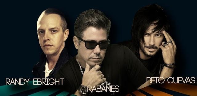 """Rabanes lanza """"De música ligera"""" feat. Randy Elbright (baterista de MOLOTOV) y Beto Cuevas"""