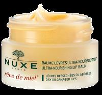 Nuxe bálsamo de labios con miel Rêve de miel ultra nutritivo y reparador