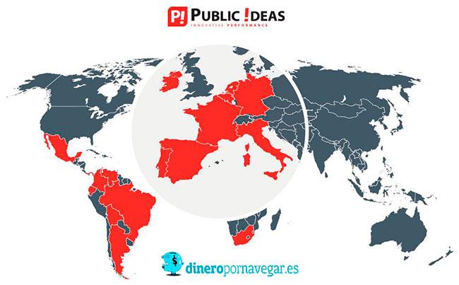 Public Ideas - Ganar dinero con tu web o Blog