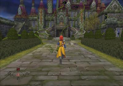 Dragon Quest VIII - El Periplo del Rey Maldito - Castillo Trodain