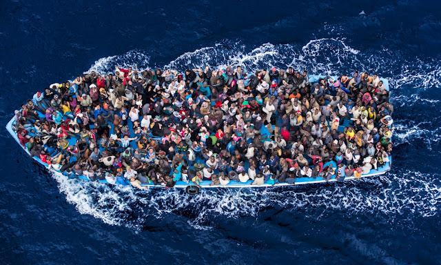 Μετανάστες από τη Μεσόγειο στην Κρήτη - Αυξάνονται τα περιστατικά
