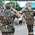 6º BE Cmb conclui as solenidades de passagem de comando no Exército em São Gabriel