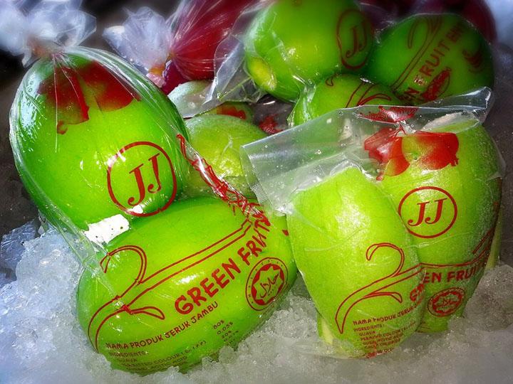 Jeruk buah jambu batu viral