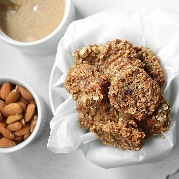 Vegan Almond Butter Cookie Recipe