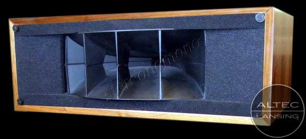 stereonomono - Hi Fi Compendium: Altec Lansing model Nineteen