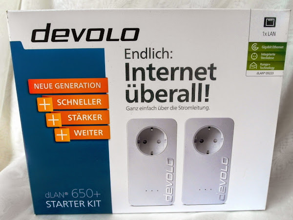 Devolo dLAN 650+ Starter Kit