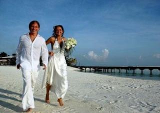 matrimonio all'estero, nozze in spiaggia