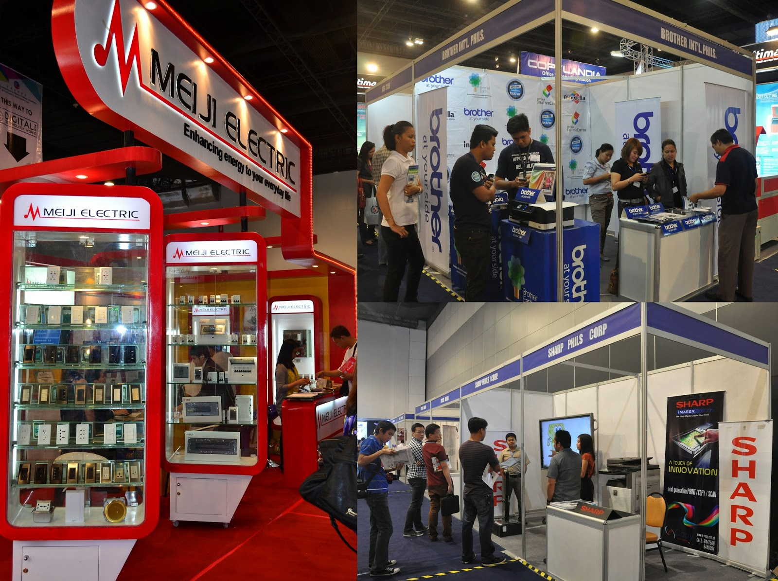 Global-Link MP Presents Consumer Electronics World 2015