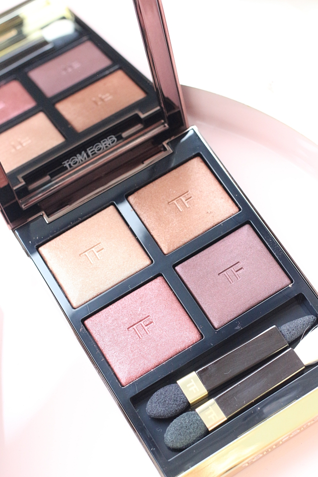 Tom Ford Eye Color Quad in Honeymoon