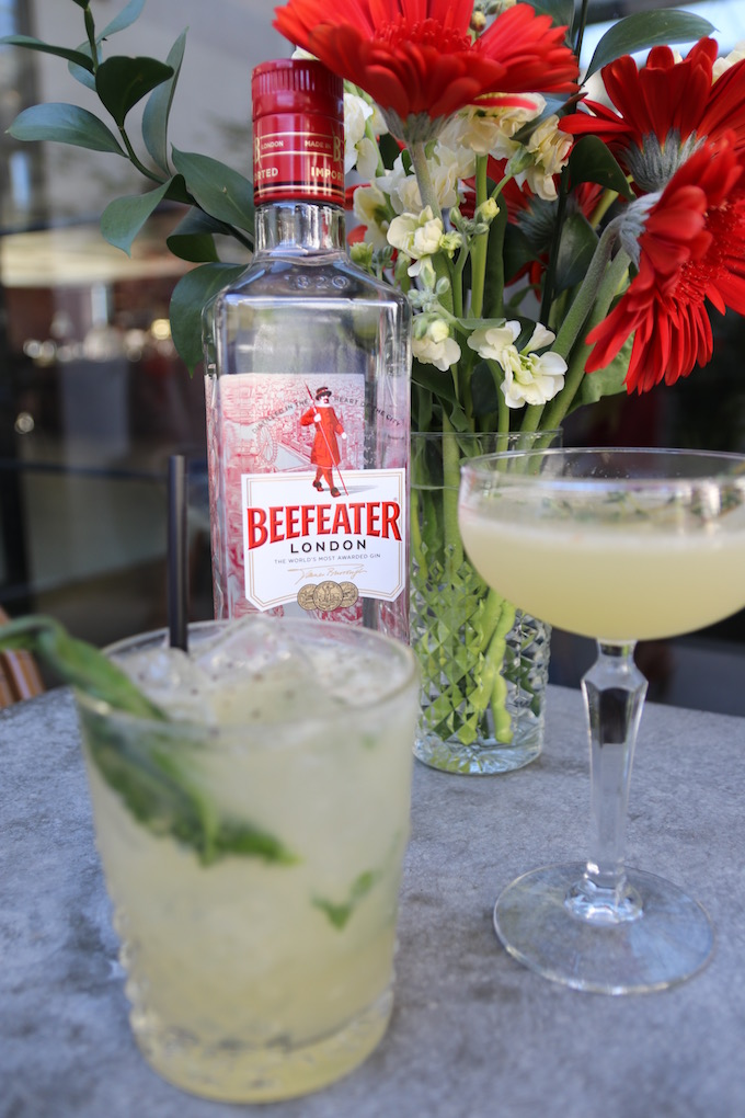 summer cocktail, beefeater gin, austin blogger happy hour, eberly restaurant, eberly austin texas, jesse coulter blog, austin restaurant, austin restaurant patio, top austin restaurant, austin blogger, gin cocktail, blogger happy hour