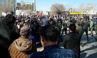 συλλήψεις διαδηλωτών στο Ιράν