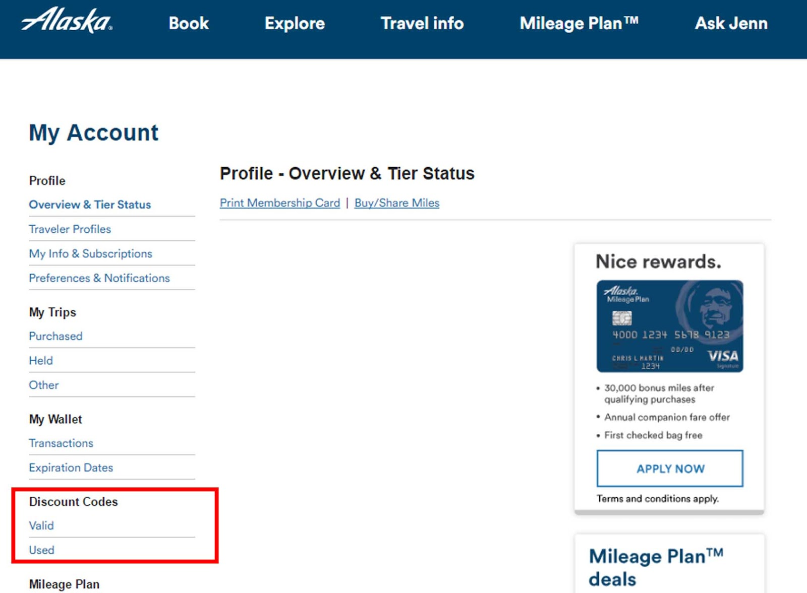 Did You Get A 50 Alaska Airlines Credit From Bank Of America Check