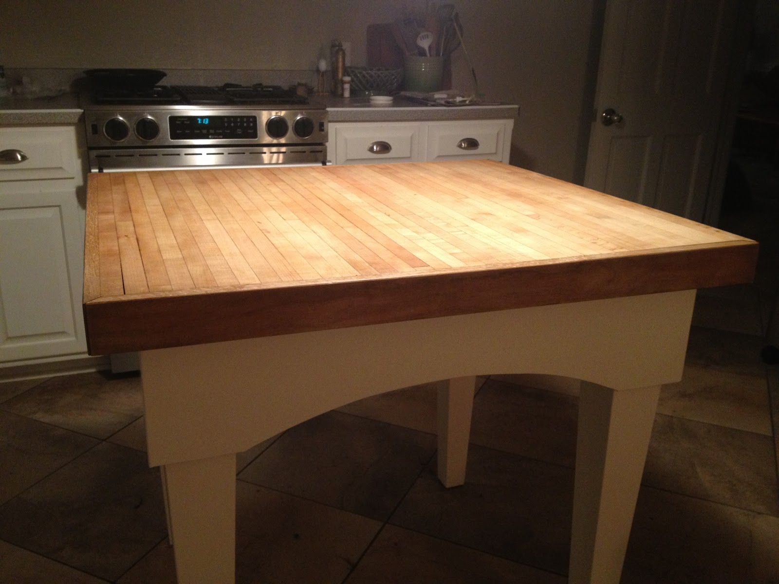 Butcher Block Countertops Care Giveaway Winners And Little Changes That Make A Big