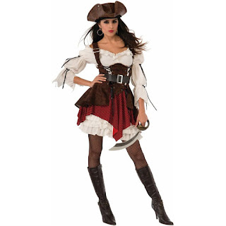 Women's Pirate Penny Costume