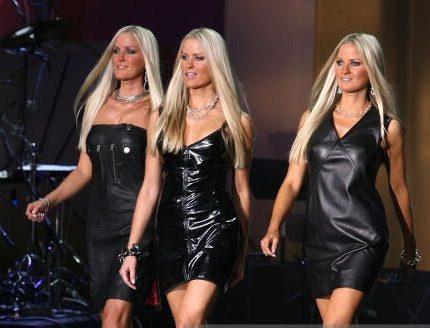 Dahm triplets - Reality TV