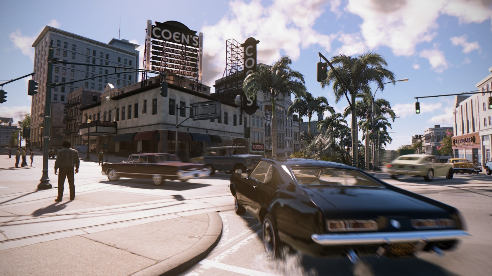 MAFIA 3 beautiful hd game wallpaper 1920x1080