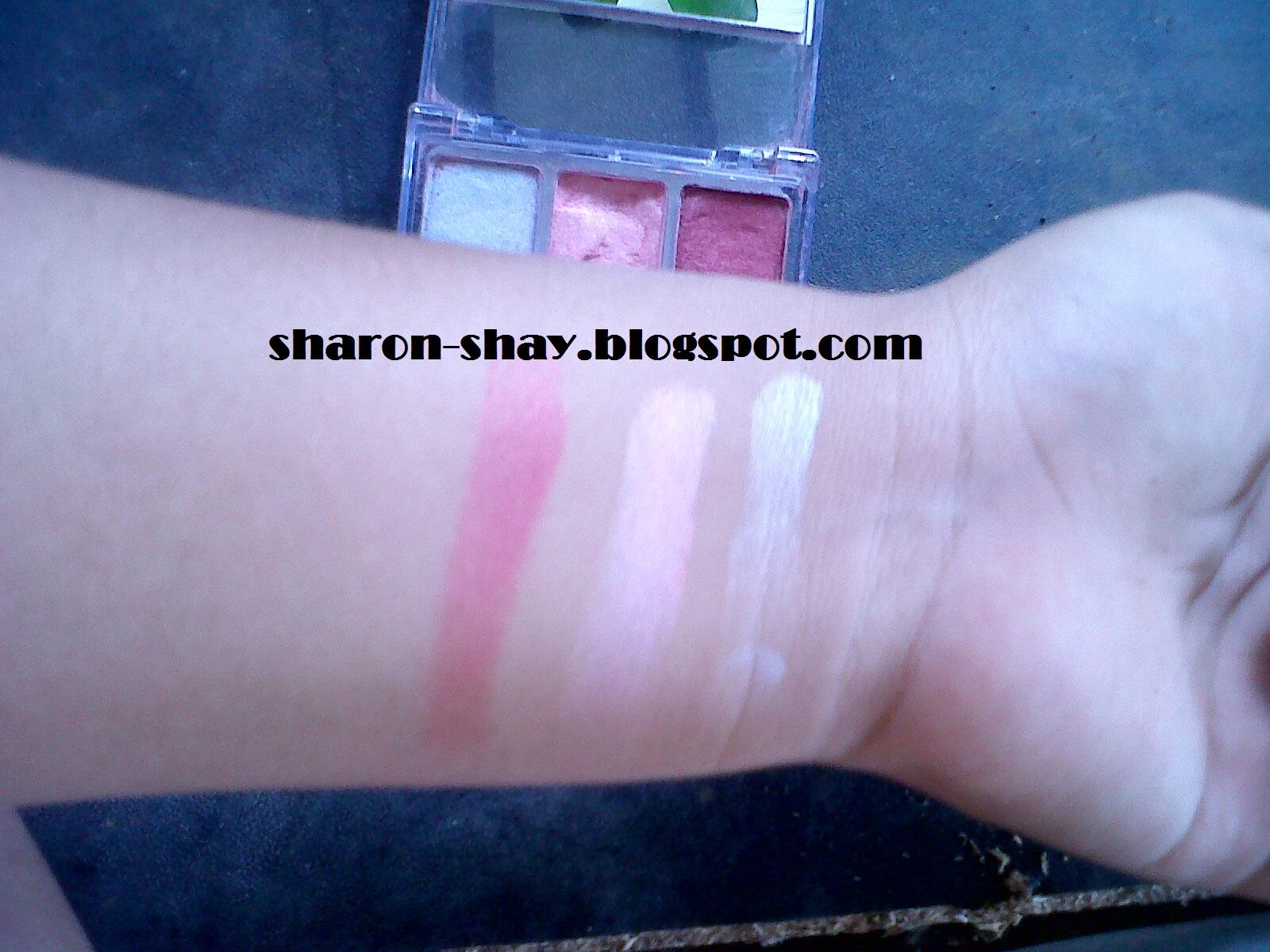 sharon shay: [REVIEW] wardah eye shadow L