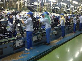Lowongan Kerja PT Yamaha Motor
