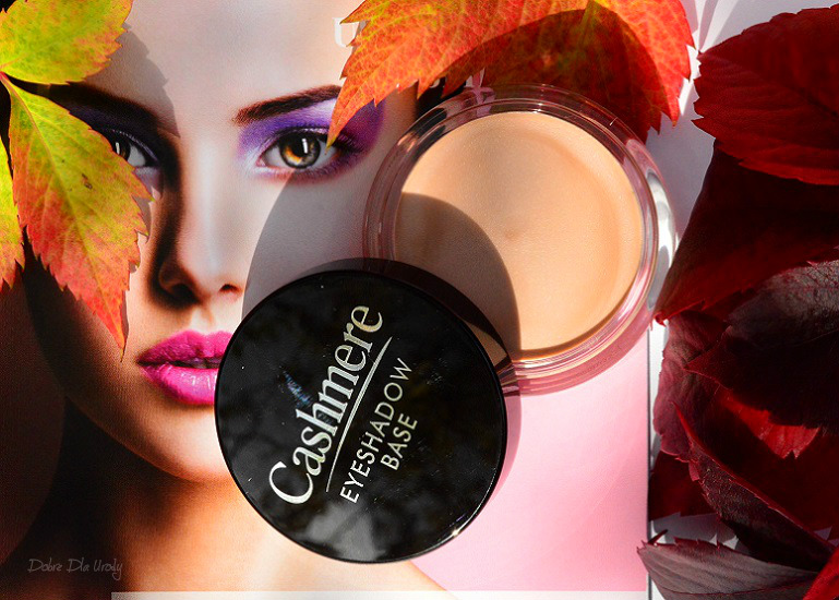 Beauty School by ShinyBox - Dax Cosmetics Cashmere utrwalająca baza pod cienie