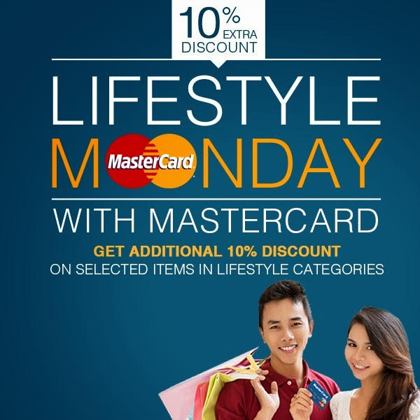 Lifestyle Monday with Mastercard