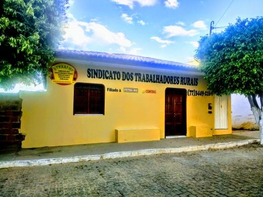 Sindicato dos Trabalhadores Rurais de Malhada de Pedras inaugura Posto de Atendimento Digital do INSS neste próximo sábado dia 18