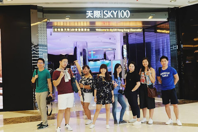 FSRM 2017 in Sky100 Hong Kong