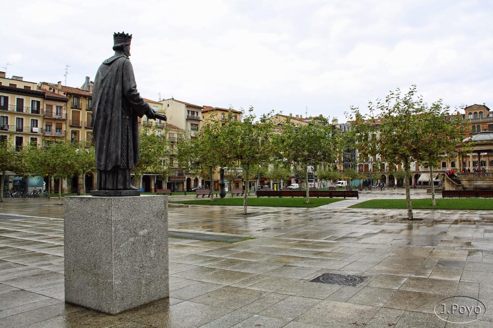 """Pamplona, mucho más que los """"Sanfermines"""""""