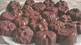 Продукты и приготовление шоколадных вкусных домашних конфет