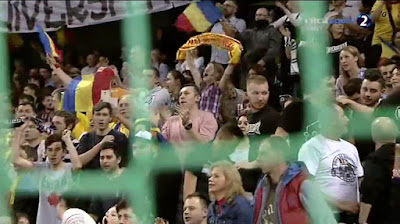 suporteri fericiti la Cluj