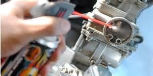 Tips Dan Cara Setting Menyetel Karburator Motor Matic Biar Kencang