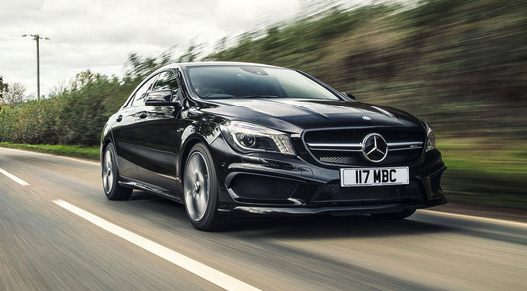 Mercedes-AMG CLA 45 Review