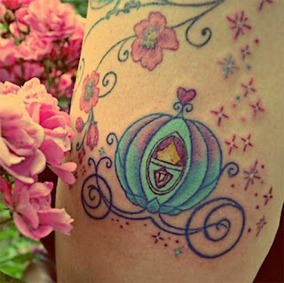 foto 21 de tattoos de princesas
