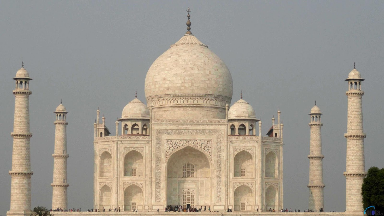 The best wallpapper top 15 taj mahal full hd wallpaper - Taj mahal screensaver free download ...
