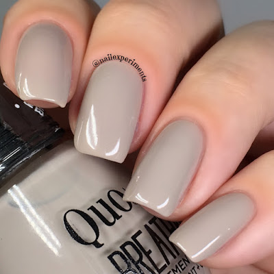quo by orly breathable manuka me crazy swatch