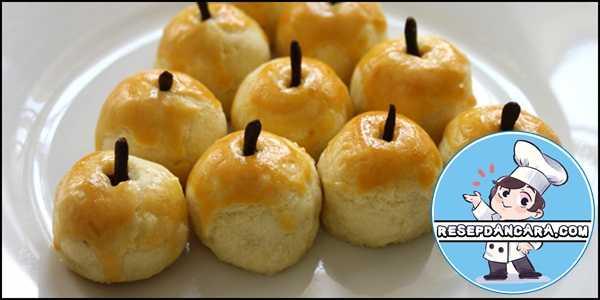 Resep dan Cara Membuat Kue Nastar Selai Nanas Lembut dan Lumer di Mulut