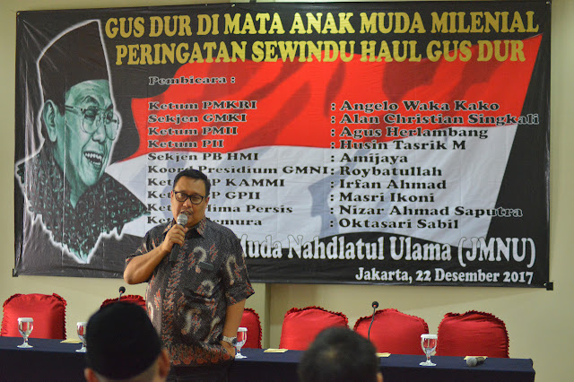 Bambang Susanto: Kita Semua Merindukan Sosok Gus Dur