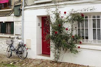 Paris : Square Chauré, un confetti fleuri à Charonne - XXème