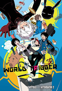 Manga Komik World Trigger Chapter 152 Online