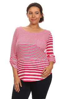 http://www.amazon.com/Womens-Casual-Striped-Button-Sleeves/dp/B01184ICSI