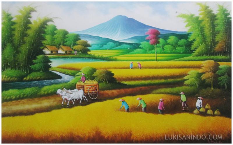 Jual Lukisan Kuda Kuda Lukisan